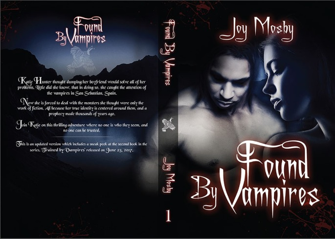 found by vampires book cover