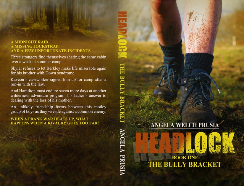 Headlock The Bully Bracket book